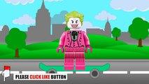 Batman Lego, Joker, Riddler, Catwomen | Skateboard | Batman Surprise Eggs #Animation Kids & Toddlers