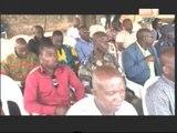 Signature du Projet d'appui à la conservation des parcs nationaux à Bouna