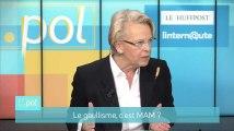 "Michèle Alliot-Marie, invitée de "".pol"""