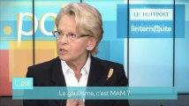 """Michèle Alliot-Marie """"n'est pas un plan B"""" en cas de retrait de François Fillon"""