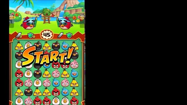 Angry Birds Fight Gameplay Trailer - Angry Birds Fight All Bosses - Angry Birds Fight Movie Game