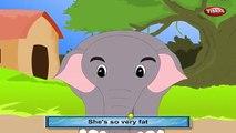 Элли Слон караоке с тексты песен | детские стишки караоке с текстами