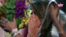 Iris Mittenaere a failli rater son sacre de Miss Unis ! (VIDEO)