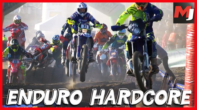 L'ENDURO EXTREME le plus Hardcore de l'UNIVERS :-) Moto Journal