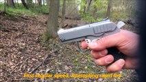 Test Fire (Teste De Fogo) Pistola 9mm