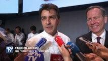 """Guide Michelin: pour Yannic Alléno, seul chef honoré des trois étoiles, """"c'est le Graal"""""""