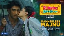 Mannerless Majnu HD Video Song Running Shaadi 2017 Sukanya Purkayastha Taapsee Pannu Amit Sadh