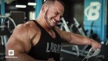 Hunter Labrada's Middle & Rear Delt Workout