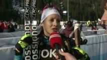 Biathlon - ChM - Hochfilzen : Chevalier «Le contrat est rempli»