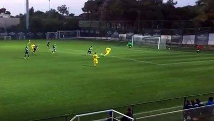 Armin Hodžić pogodio za Dinamo protiv D.Bresta (9.2.2017) hq