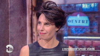 L'interview speed vérité D'Alessandra Sublet - Hanounight Show du 09/02