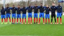 U18 : France - Italie (1-1), le résumé