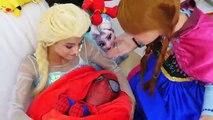 Spiderman Baba Sun Sun Maléfique Pikachu dans Frozen Elsa Anna Rose Spidergirl Superman