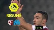 FC Metz - Olympique de Marseille (1-0)  - Résumé - (FCM-OM) / 2016-17