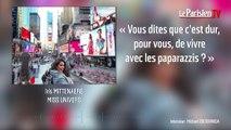 Miss Univers : « avec les paparazzis aux Etats-Unis on devient un peu parano »