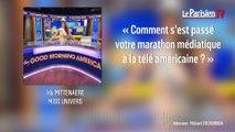 Miss Univers en plein marathon médiatique aux Etats-Unis