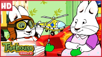 Max & Ruby The Sock Game! | Treehouse Direct Clips