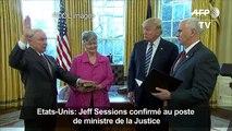USA: Le ministre de la Justice veut mettre fin à «l'anarchie»