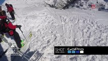 GoPro run Kylie Sivell - Vallnord-Arcalís FWT17 - Swatch Freeride World Tour 2017