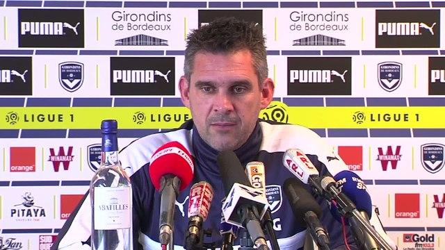 Foot - L1 - Bordeaux : Gourvennec «Faire douter Paris si c'est possible»