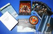 Halo Wars Edição Limitada (Unboxing) Xbox 360 - Limited Edidion