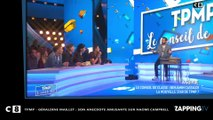 TPMP - Géraldine Maillet : son anecdote amusante sur Naomi Campbell (Vidéo)