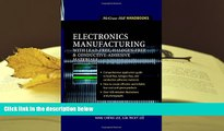 PDF [DOWNLOAD] Electronics Manufacturing  : with Lead-Free, Halogen-Free, and Conductive-Adhesive