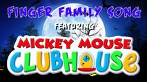 Spooky Mickey Mouse Clubhouse Ghosts Finger Family Songs