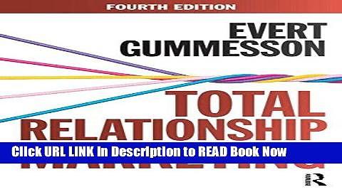 [PDF] Total Relationship Marketing FULL eBook