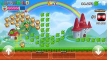 Leps World Run (By nerByte GmbH) - iOS - iPhone/iPad/iPod Touch Gameplay