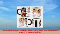 DC Comics Justice League Personalized HeatActivated Morphing Mug Wonder Woman 80b56b5f