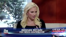 Meghan McCain Blasts Trump For His Tweets About Her Father