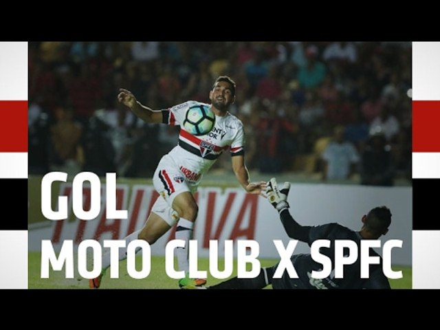 GOL: MOTO CLUB 0 x 1 SPFC | SPFCTV