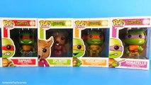 Teenage Mutant Ninja Turtles Toys Ninja Turtles Funko Pop Toys TMNT new Leonardo Raphael Donatello
