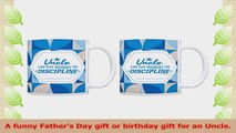 Uncle Birthday Gifts Uncle Like Dad Without the Discipline 2 Pack Gift Coffee Mugs Tea 542fb655