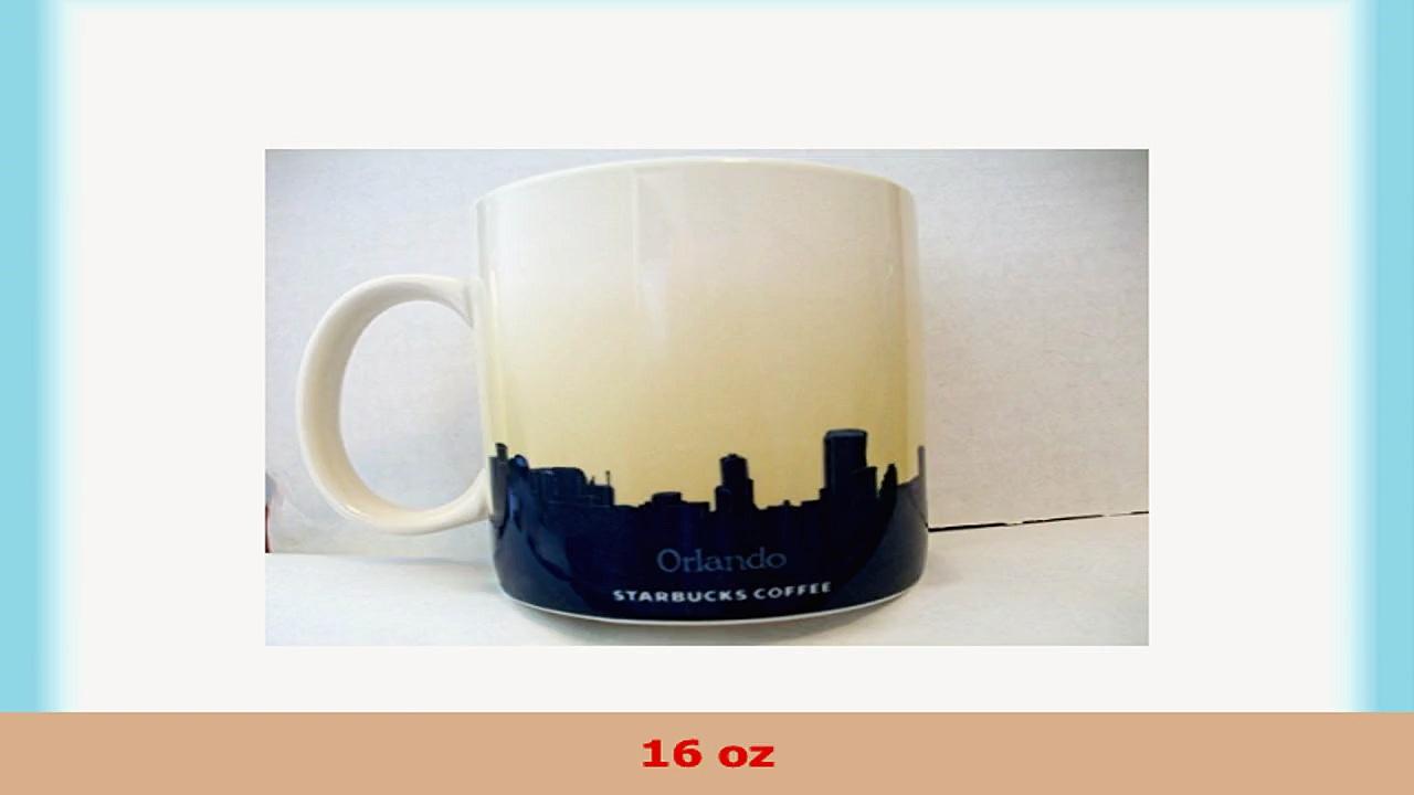 Starbucks Orlando City Series Dolphin Coffee Mug b73f6334