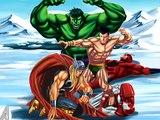 Avengers Origins Assemble! - Interactive Storybook App for Kids