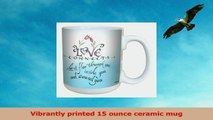 TreeFree Greetings lm43940 Love Connects by Joanne Fink Ceramic Mug with FullSized 99ef2f7c