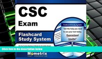 Audiobook  CSC Exam Flashcard Study System: CSC Test Practice Questions   Review for the Cardiac