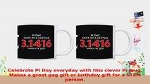 Pi Day Mug 31416 Once in a Lifetime Pi Day Math STEM 2 Pack Gift Coffee Mugs Tea Cups 7d20b1fe