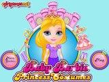 Baby Barbie Princess Costumes - Baby Games Movie HD