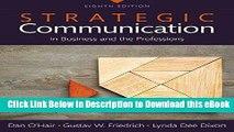 [Read Book] Strategic Communication in Business and the Professions, Books a la Carte (8th