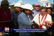 """Aldo Mariátegui: """"La Carretera Interoceánica es un elefante blanco"""""""