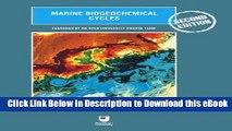 [Read Book] Marine Biogeochemical Cycles, Second Edition Online PDF