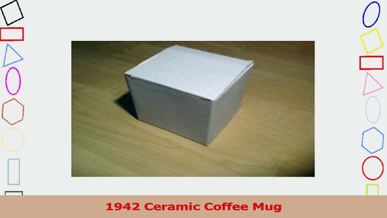 1942 Birthday Gift  1942 Coffee Mug 9288f710