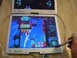 Nintendo DS avec écran géant !