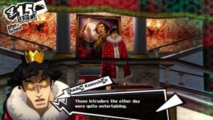 Persona 5 : English Gameplay