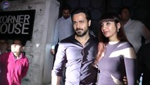Emraan Hashmi Spotted With His Wife First Time - Fresh Songs HD