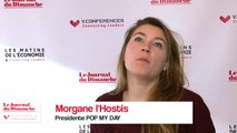 """Morgane L'Hostis (Pop My Day) : """"Envie d'entreprendre dans l'économie collaborative"""""""