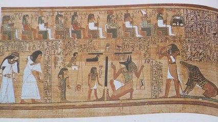 El corazón egipcio: metáfora y eternidad